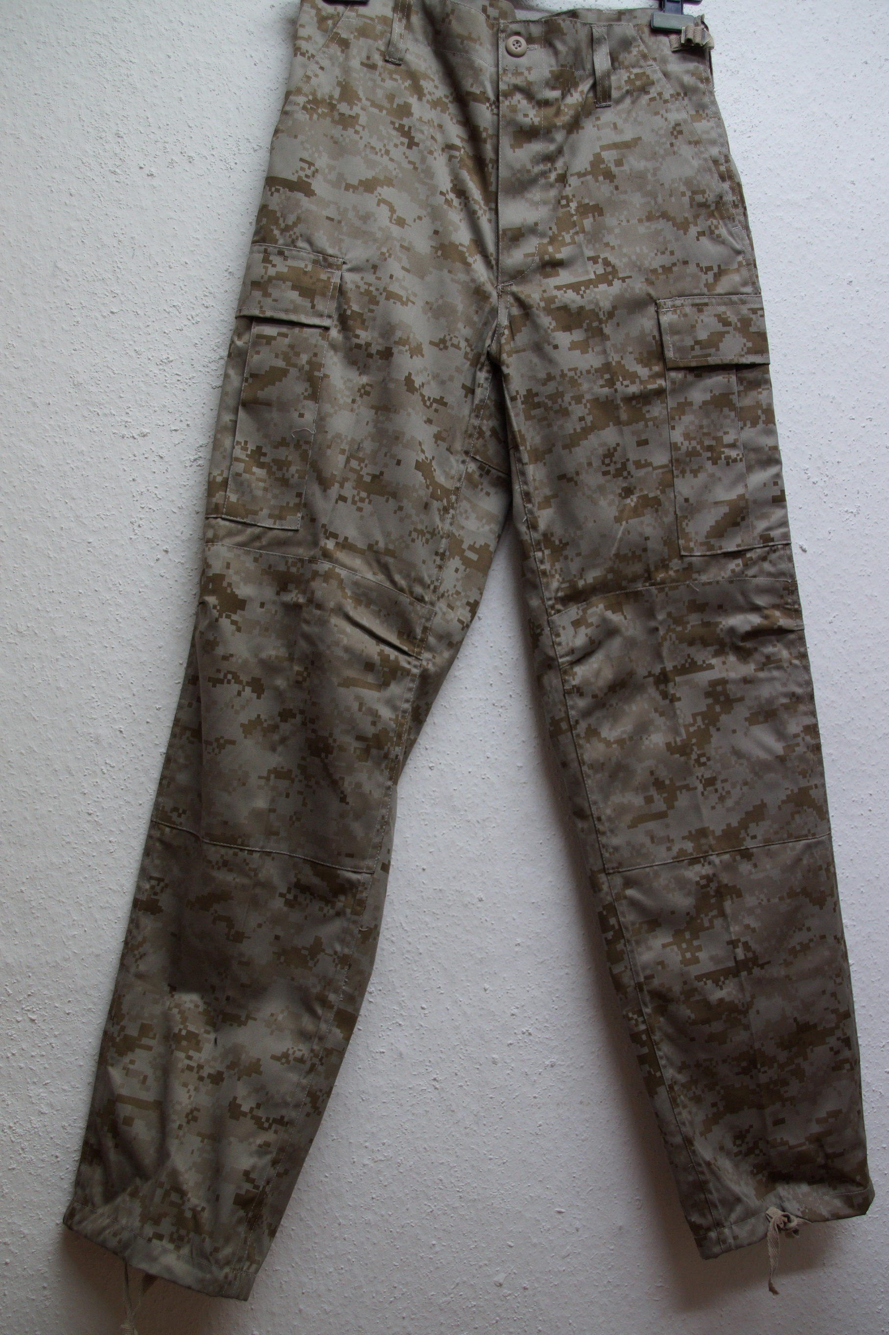 Hose MMB Camouflage hell-braun Army Military Gr.S